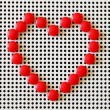 Stock Photo: Heart shape symbol