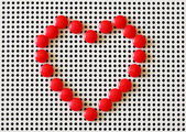 Herz-form-symbol — Stockfoto