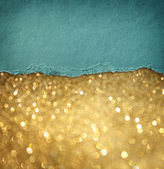 Gold background with texture — Stock fotografie