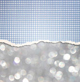 Silver glitter background — Stock Photo