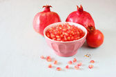 Pomegranate — Stock Photo
