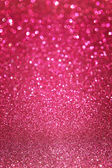 Pink defocused lights background. abstract bokeh lights. — Stock Photo