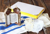 Religious objects — Stock Photo