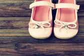 Beautiful shoes — Stock Photo