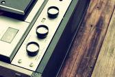 Old recorder — Stock Photo