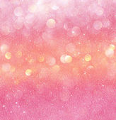 Abstract bokeh lights — Stock Photo