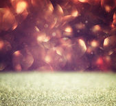Glitter lights. — Stock Photo