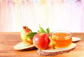 Rosh hashanah concept — Stock Photo