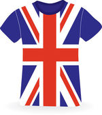 T-shirt-05 — Vettoriale Stock
