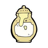 Honeypot dos desenhos animados — Vetorial Stock