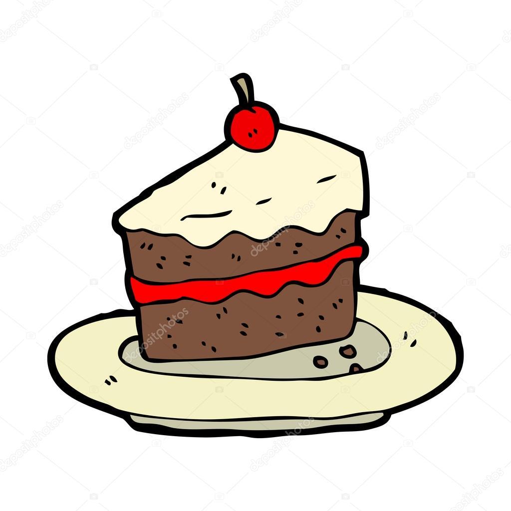 Cake Cartoon Png