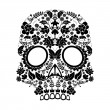 Day of the dead pattern — Stock Vector #16984033