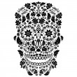 Day of the dead pattern — Stock Vector #16984051