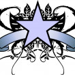 Vector star banner — Stock Vector #16984403