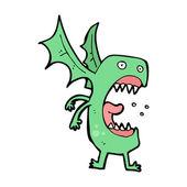 мультфильм инопланетное существо — Cтоковый вектор