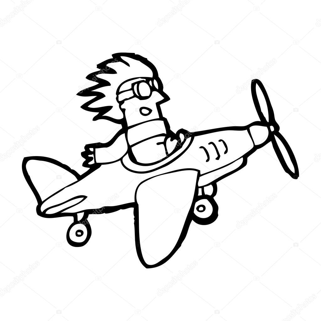 Piloto de dibujos anim...