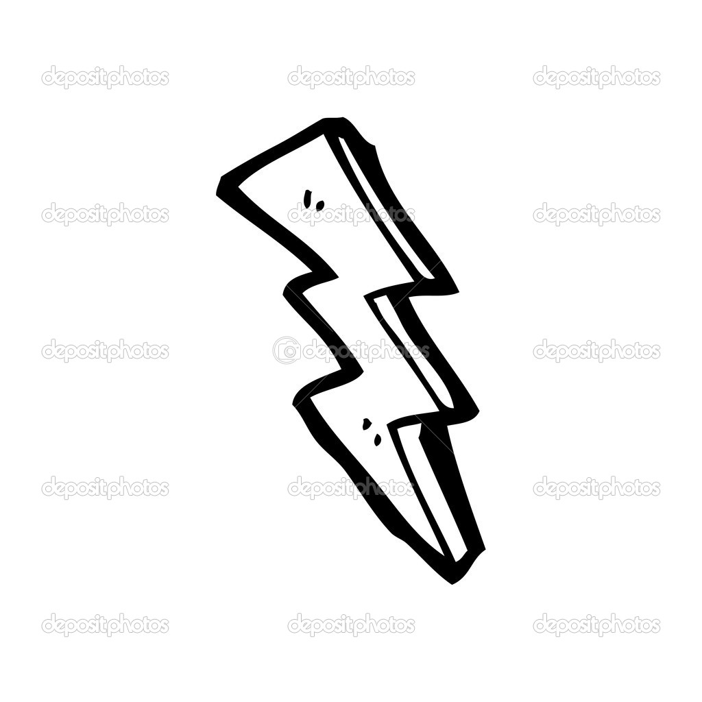 Lightning Drawing Pencil Vector Lightning Bolt Drawing