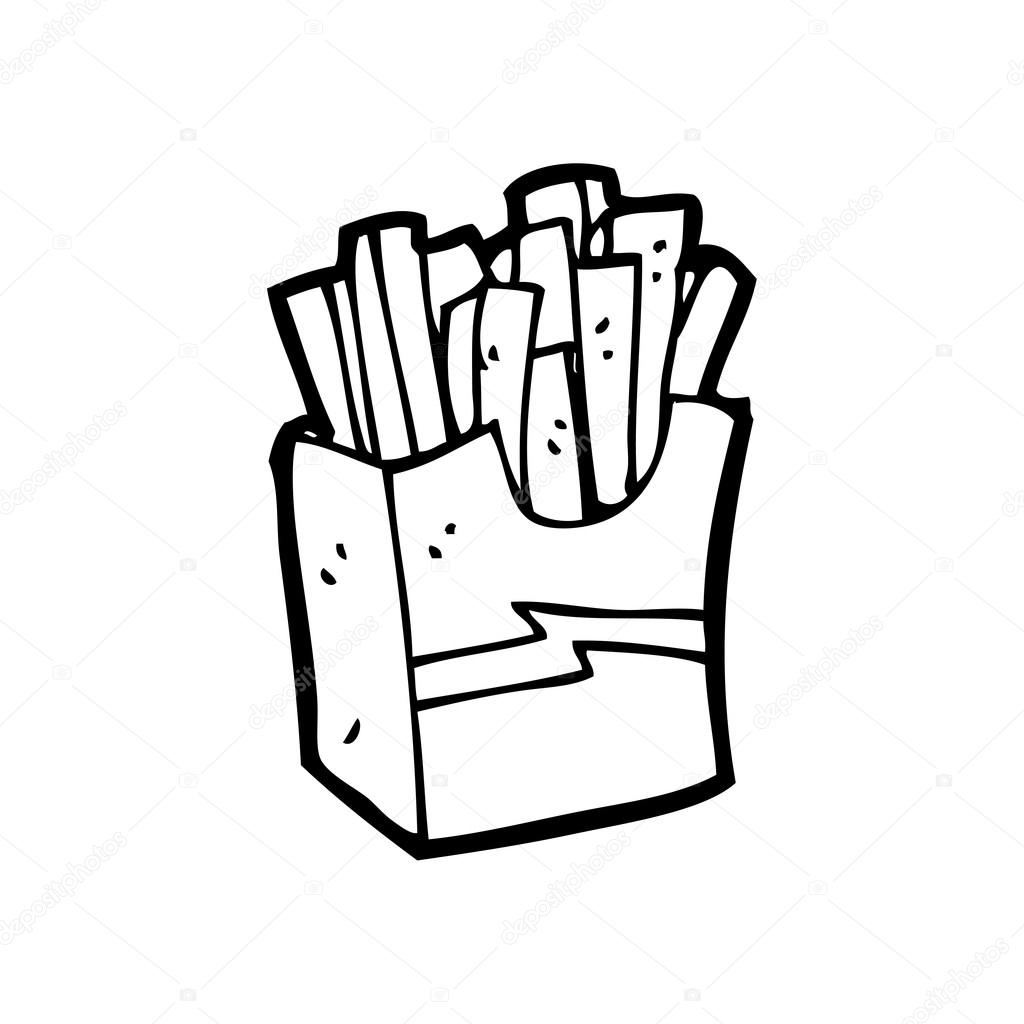 gallery for french fries cartoon displaying 19 images for french ...