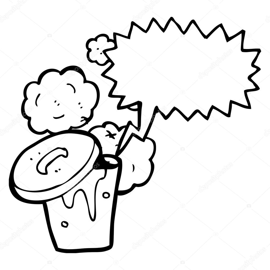 垃圾桶 — 图库矢量图像08