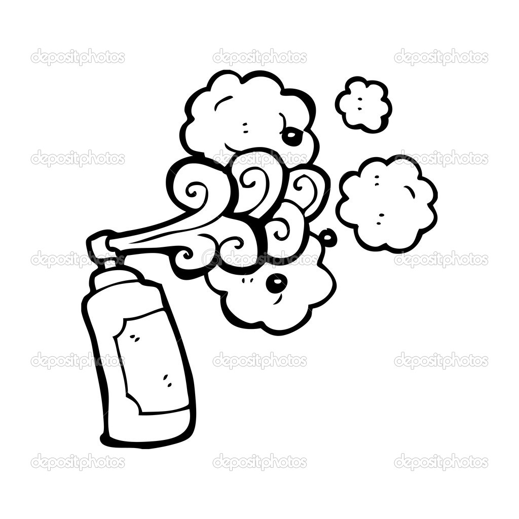 spray can coloring pages - photo#5