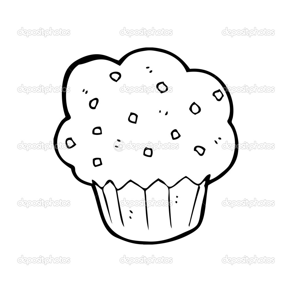 Free Coloring Pages Of Blueberry Blueberry Muffin Coloring Pages