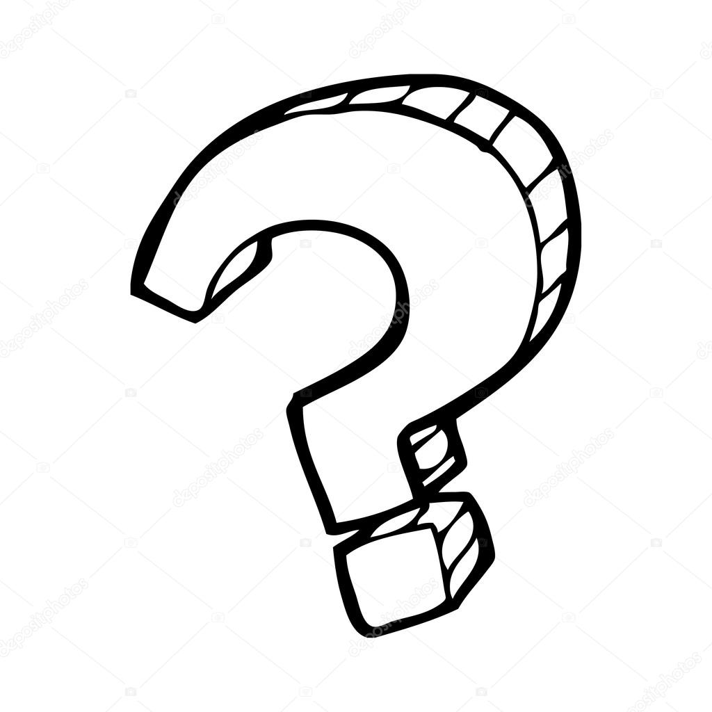 Question Mark Vector Free Vector Question Mark Symbol