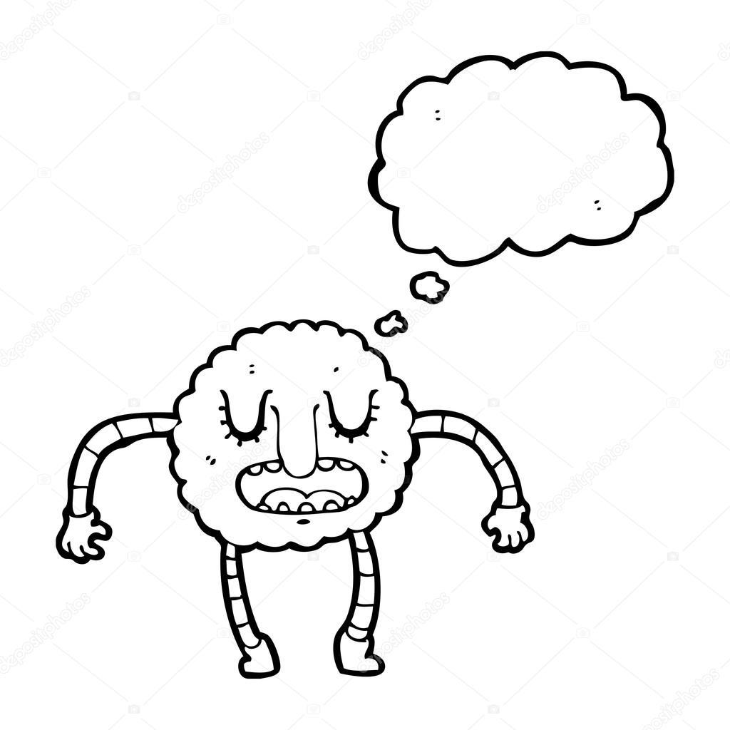 简单搞笑手绘插图