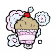 Muffin — Stock Vector #20419985