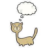 Cute cat — Stock Vector