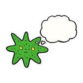 Grappige starfish — Stockvector