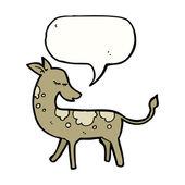 Deer — Vecteur