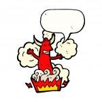 ������, ������: Red devil