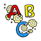 Abc — Stock vektor