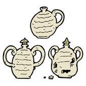 Collection de l'urne — Vecteur