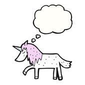 Unicorn — Stockvektor