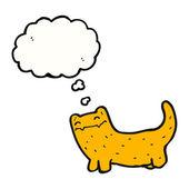 Happy cat — Stockvector
