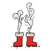 Stivali di fumare — Vettoriale Stock