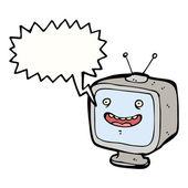 Telewizor — Wektor stockowy
