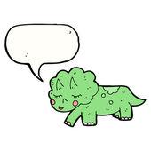 Dinozor — Stok Vektör