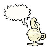 Caneca de café — Vetorial Stock