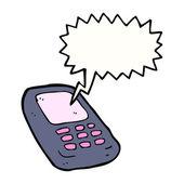 Telefon komórkowy — Wektor stockowy