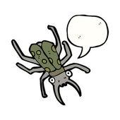 Huge insect — Vetor de Stock