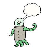 外星人 — 图库矢量图片