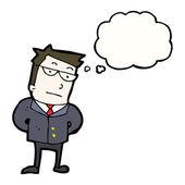 Expert professional — Stock Vector