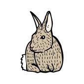 Rabbit — Vetor de Stock