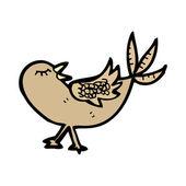 Oiseau — Vecteur