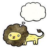 Lion — Stok Vektör