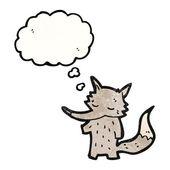 Little wolf — Vecteur