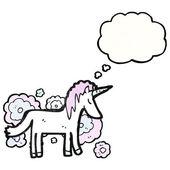 Unicorn — Stock Vector