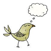 Pták — Stock vektor